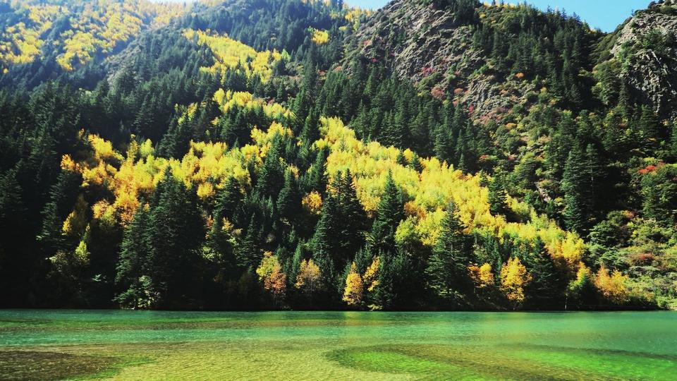 世界最美山水风景图片图片